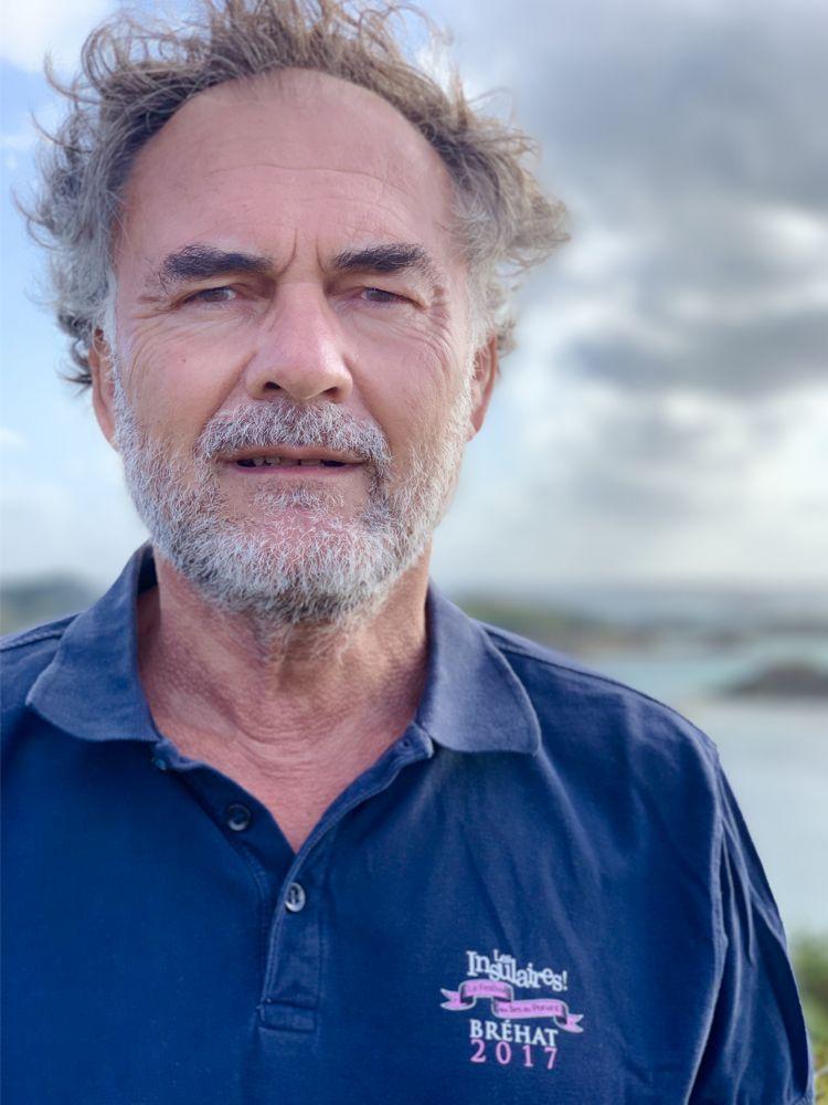 Jean-Christophe Bretigniere acteur aout 2019